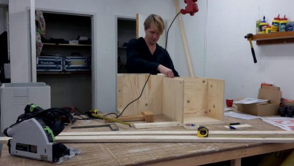 adriaan beukema meubelmaker in Zaanstreek-Wormerland