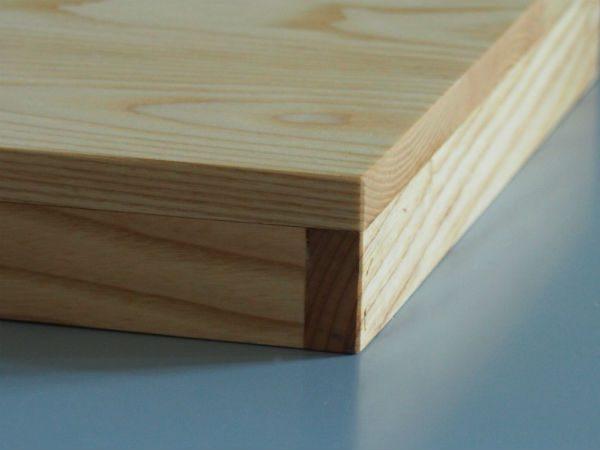Alexander Techniek speciaal gemaakt van essenhout meubelmaker Adriaan Zaanstreek-Wormerland