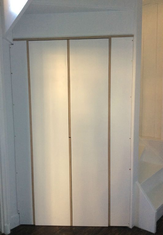 kast onder de trap door meubelmaker Adriaan